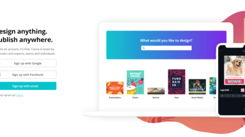 Canva, a Must-Have Tool for Bloggers